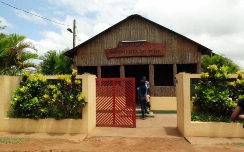 Kirke af strå