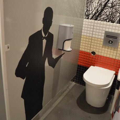 Toilettjener