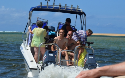 Bådtur