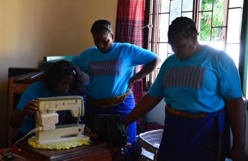 start af ny symaskine