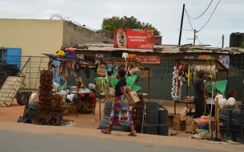 afrikaner, altid på vej